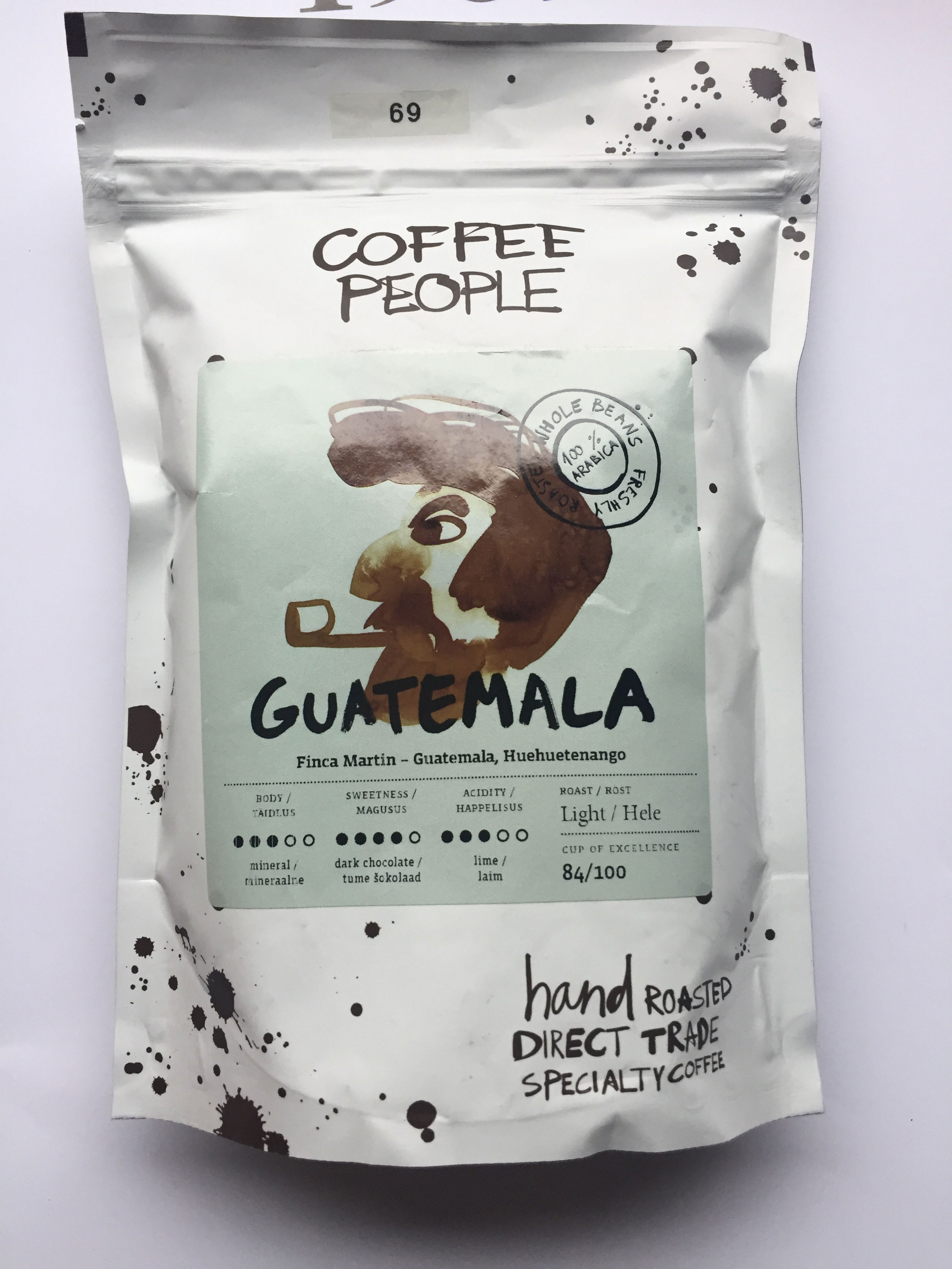 Coffee People Guatemala 250 gr