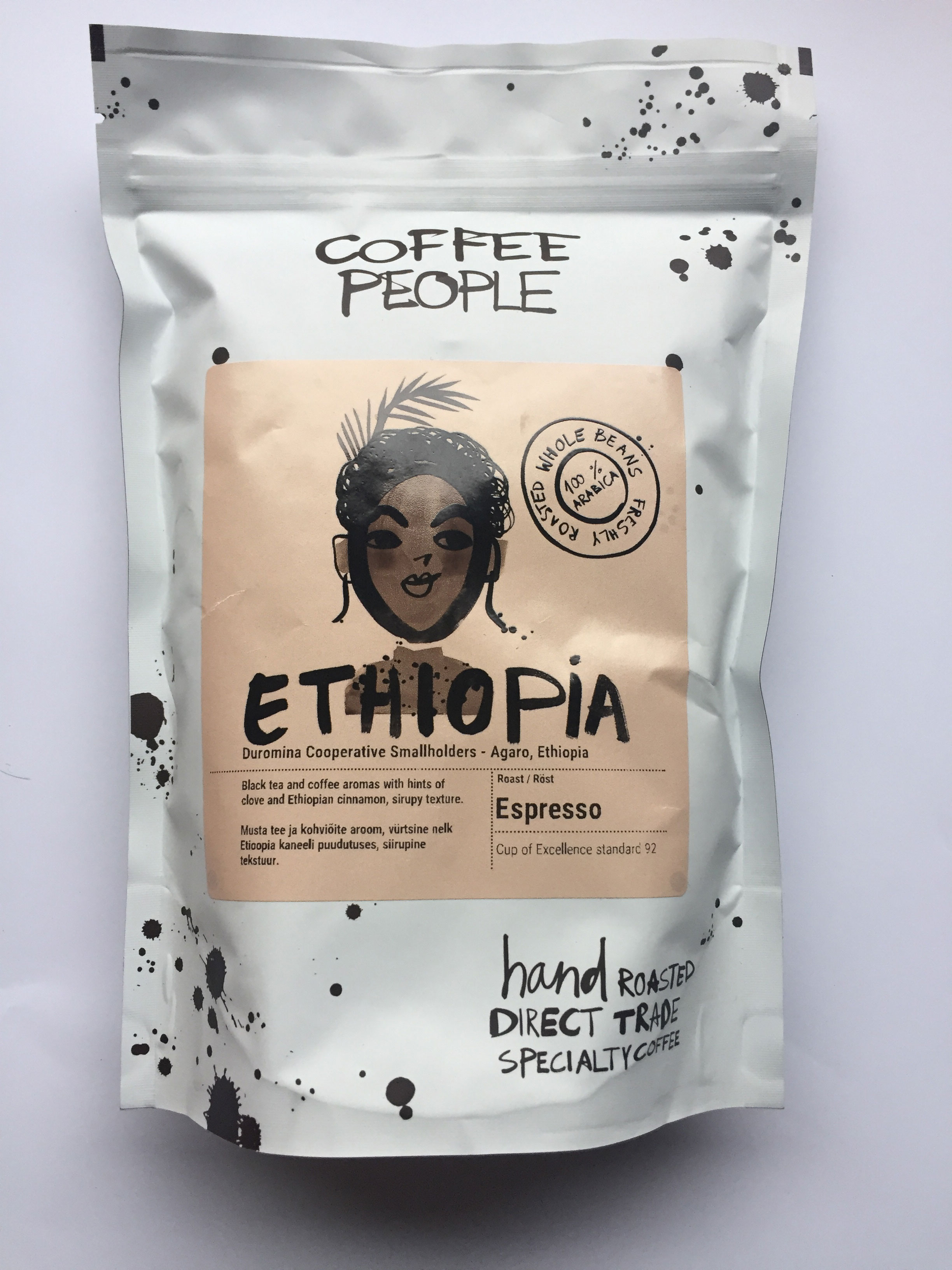 Coffee People Ethiopia 250 gr